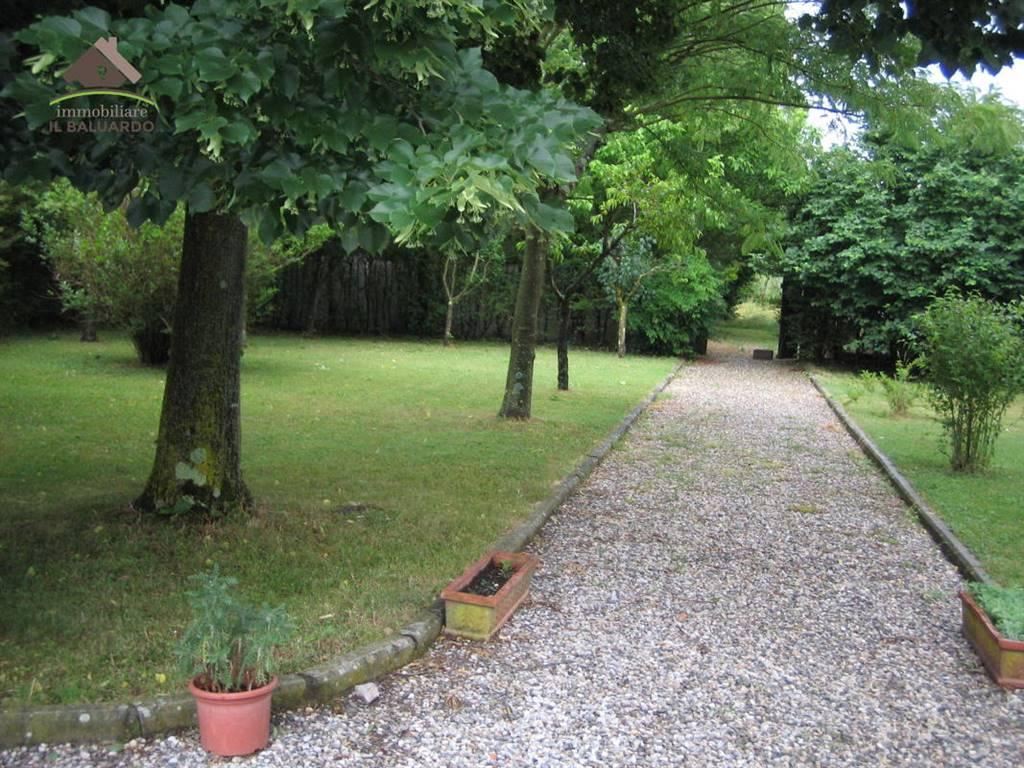 Rustico singolo con 2000 mq di giardino rif for Giardino 15 mq